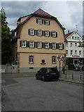 Reutlingen: Haus bei der Marienkirche