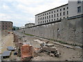 UUU9018 : Topographie des Terrors / Berliner Mauer von Sebastian und Kari