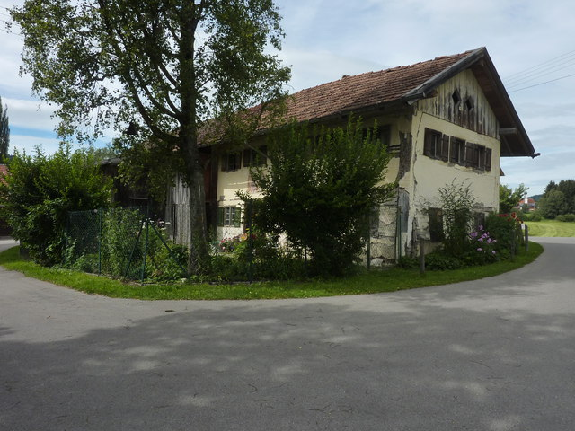 Altes Haus in Unterdolden