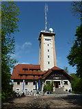 Roßbergturm und Roßberghaus