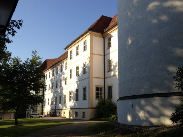 Irsee: Ehemaliges Kloster