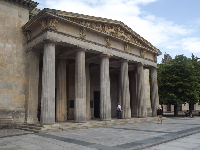 Berlin - Neue Wache (New Guardhouse)