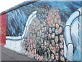 UUU9318 : East Side Gallery - Wandbild (Mural) von Colin Smith
