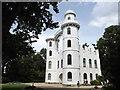 UUU7210 : Schloss Pfaueninsel (Peacock Island Palace) von Colin Smith