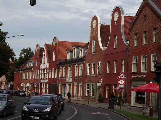 Potsdam straßenstrich parkplatzberlin