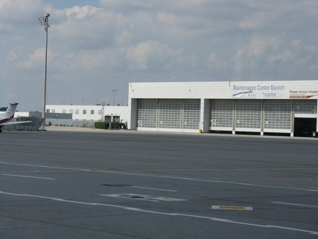 Flughafen Muenchen - Maintenance Center (Munich Airport - Maintenance Centre)