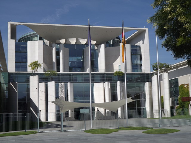 Bundeskanzleramt (Federal Chancellery)