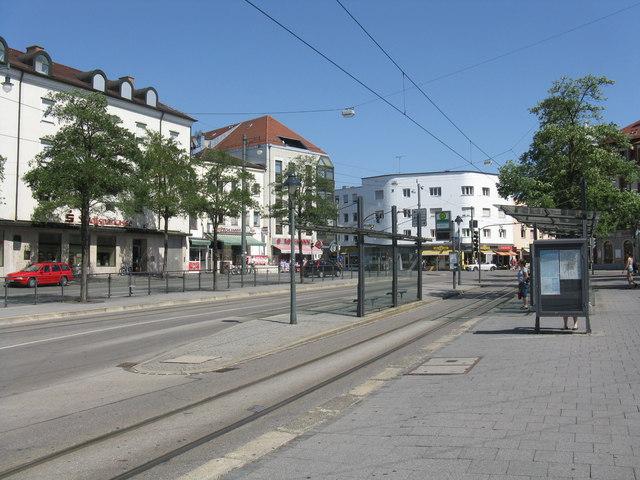 Augsburg Oberhausen
