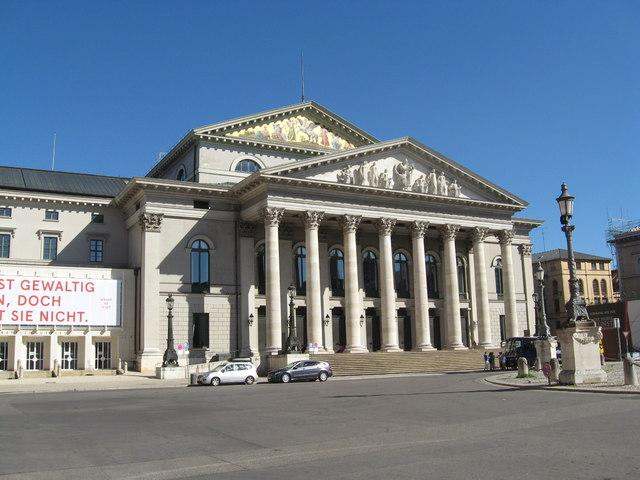 residenztheater am maxjosephplatz mgrs 32upu9135