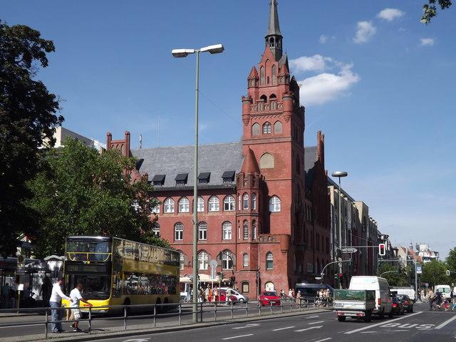S Rathaus Steglitz