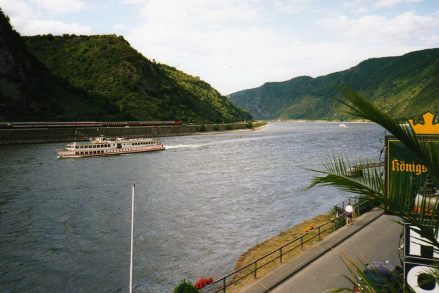The Rhine at Kestert