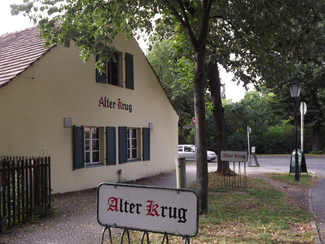 "Dahlem - ""Alter Krug"" (The ""Old Jug"")"