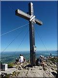 Aggenstein: Gipfel