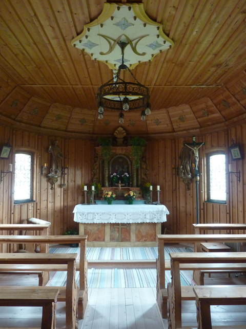 Treffisried: Kapelle