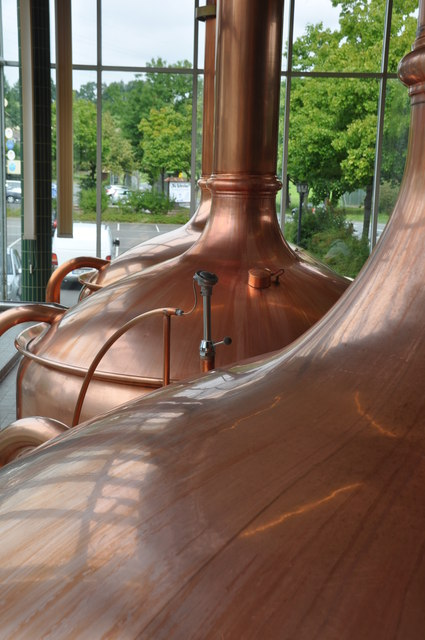 Mossautal : Schmucker Brewery - The Brewhouse