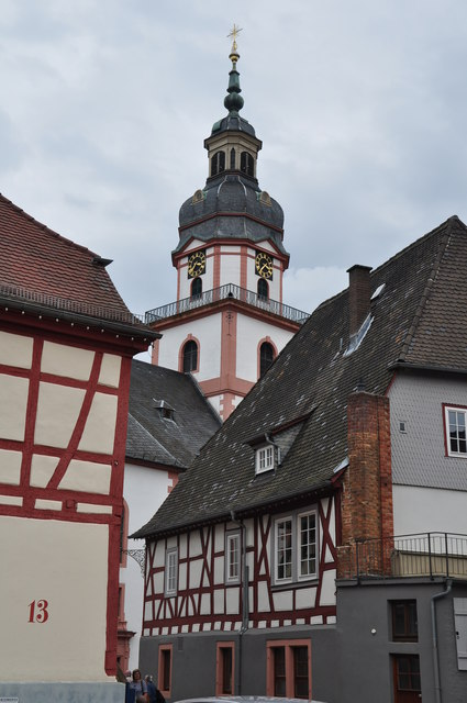 Erbach : Buildings & Church