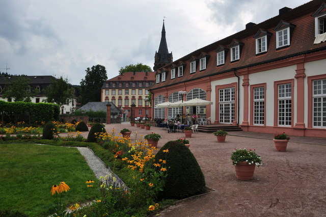 Erbach : The Orangerie & Cafe