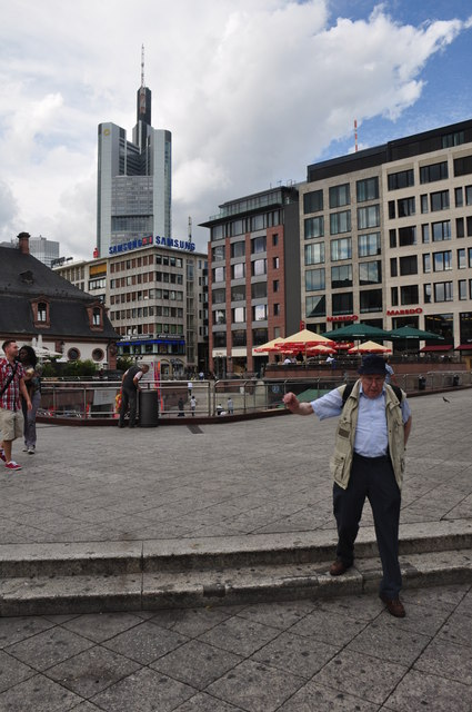 Frankfurt am Main : Pedestrian Space