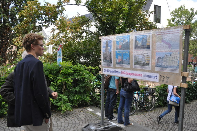 Frankfurt am Main : Information Board