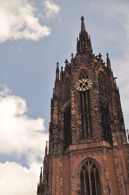Frankfurt am Main : Frankfurt Cathedral