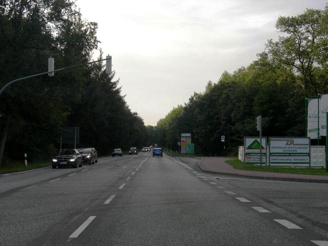 Ludwigsluster Chaussee Schwerin