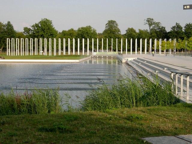 Schwerin Garten Des 21 Jahrhunderts Mgrs 32upe5944 Geograph
