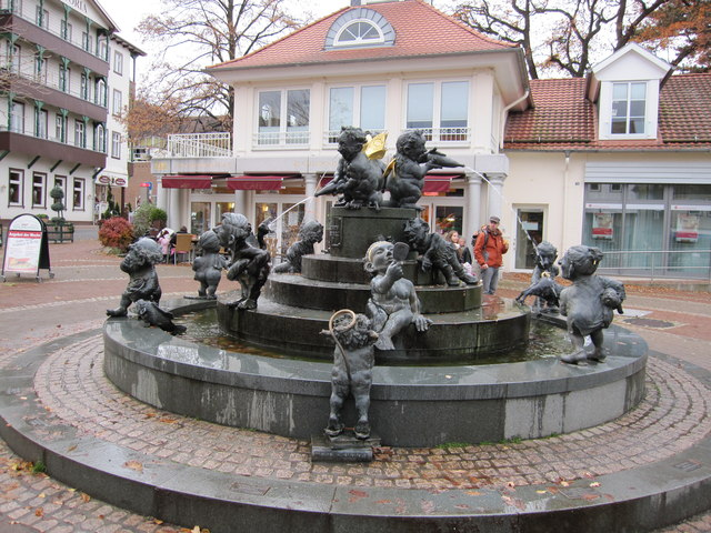 Der Jungbrunnen (Fountain of Youth)