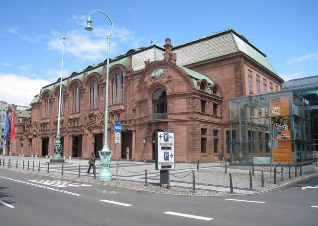 Hotels Mannheim Nahe Rosengarten