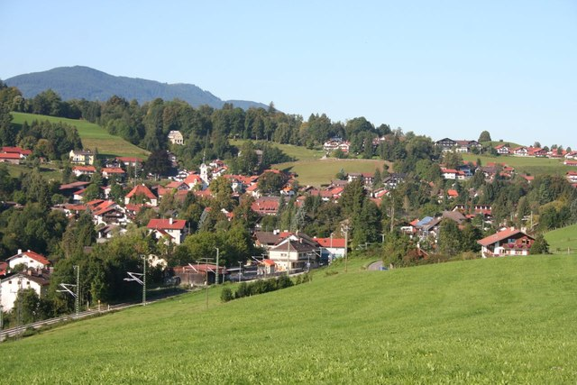 Bad Kohlgrub from Steigrainer