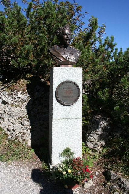 Statue of King Ludwig II