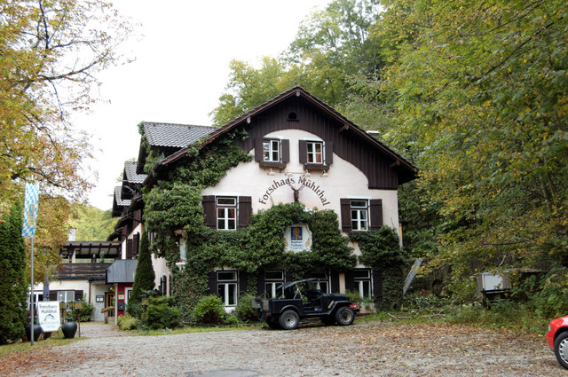 Mühlthal: Forsthaus