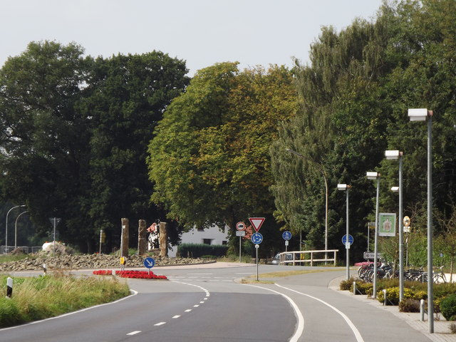 Bad Bentheim - Suddendorfer Strasse
