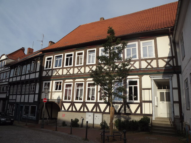 Helmstedt - Fachwerkhaus (Timber-framed Building)