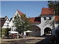 UUU8114 : Jagdschloss Grunewald - Hof (Grunewald Hunting Lodge - Courtyard) von Colin Smith