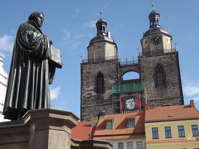 Wittenberg - Martin Luther