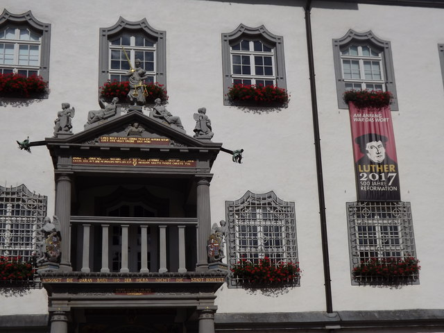 Wittenberg - Altes Rathaus (Old Town Hall)