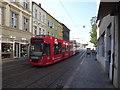 UUU3309 : Brandenburg - Tram in der Hauptstrasse von Colin Smith