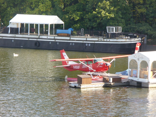 Wasserflugstation - Berlin-Treptow (Seaplane Station)