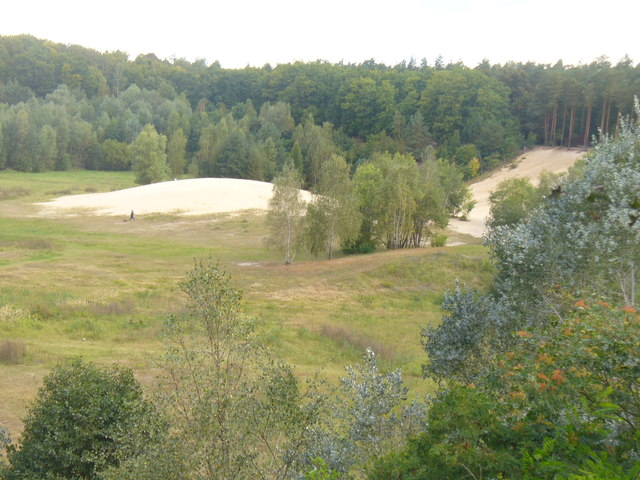 NSG Sandgrube (Nature Reserve Sand Quarry)