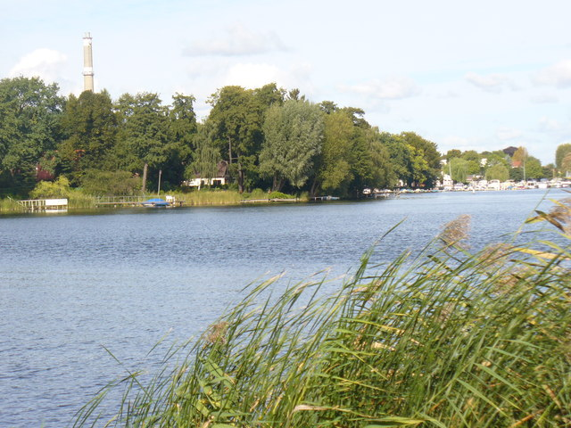 Werder - Havelblick (View Over the Havel)