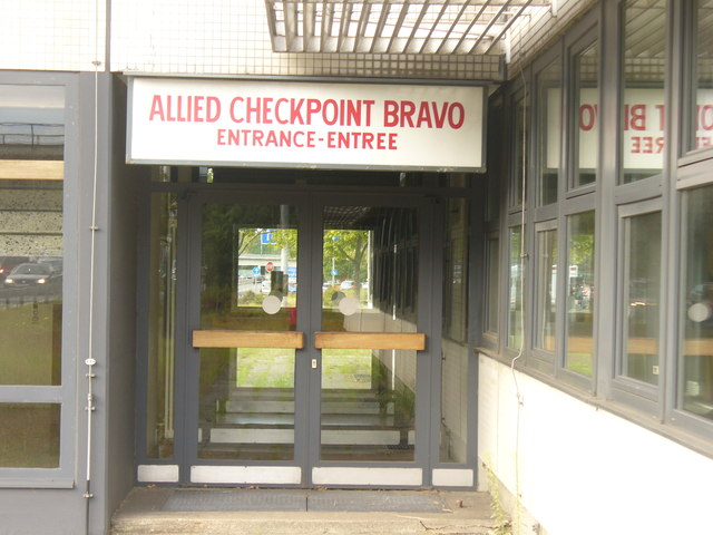 Allied Checkpoint Bravo