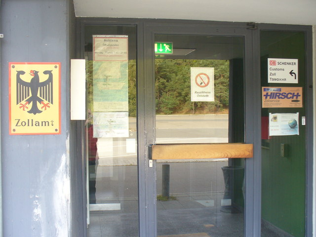 Dreilinden - Zollamt (Customs Office)