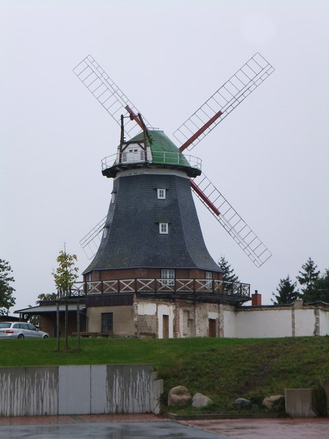 Mühle in Kröpelin