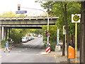 UUU9025 : Schoenholz - Provinzstrasse von Colin Smith