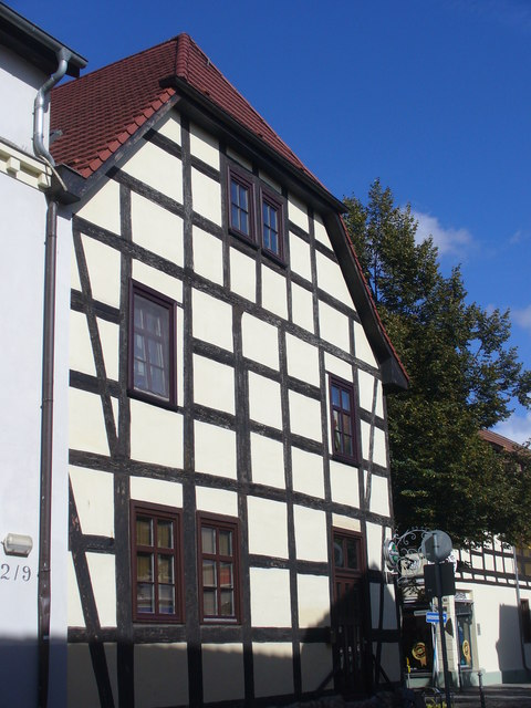 Bernau - Fachwerkhaus (Timber-framed Building)