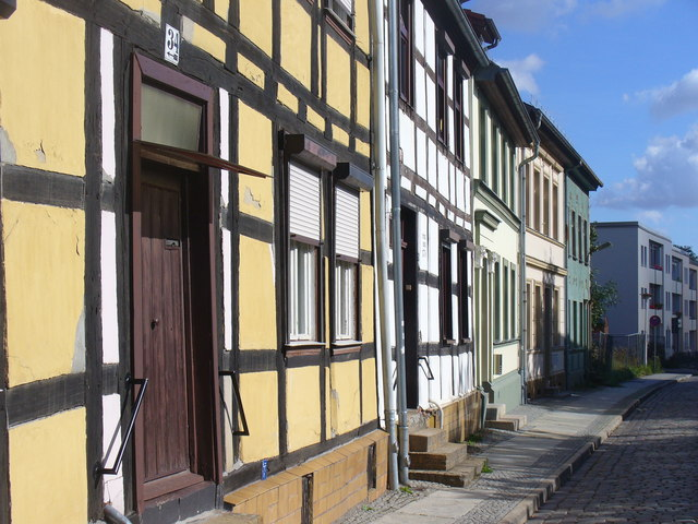 Bernau - Alt und Neu (Old and New)