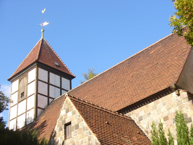 Alte Dorfkirche - Turm (Old Village Church - Tower)