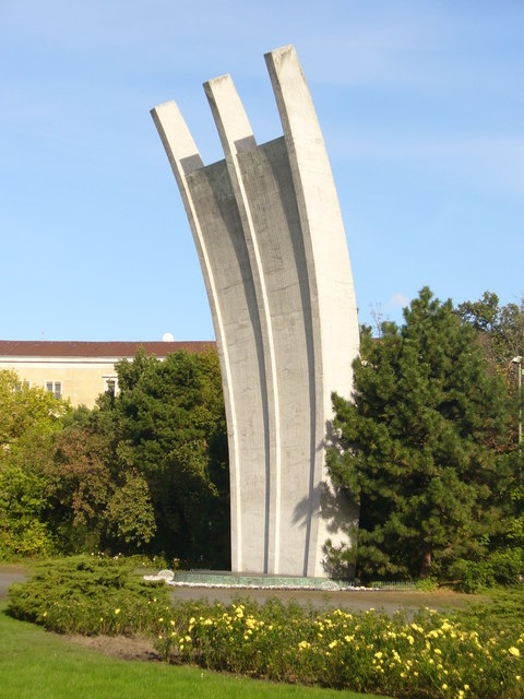 Tempelhof - Luftbrueckendenkmal (Air Bridge Memorial)