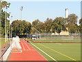 UUU8511 : Stadion Lichterfelde - LFC Sportanlage von Colin Smith