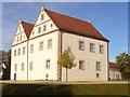 UVT0695 : Koenigs Wusterhausen - Schloss (Palace) von Colin Smith